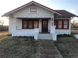 172 Hill, Moran, TX, 76464