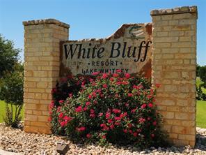 1049 White Bluff, Whitney, TX, 76692