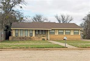 705 Reynolds, Stamford, TX, 79553