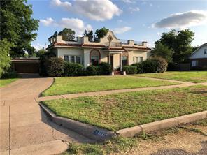 1018 Reynolds, Stamford TX 79553