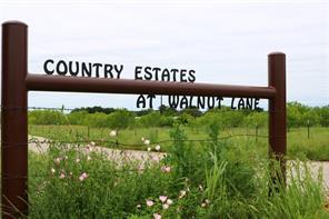 101 Walnut, Brock, TX, 76087