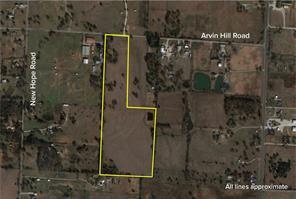 TBD Arvin Hill, Aubrey, TX, 76227