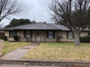 3818 Westchester, Abilene, TX, 79606
