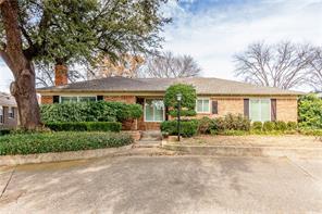 6823 Walnut Hill, Dallas, TX, 75230