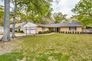 3209 Tanglewood, Fort Worth, TX, 76109
