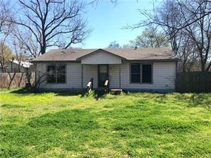 106 George, Cleburne, TX, 76031