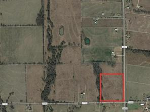 0 County Road 1100, Brashear, TX 75420