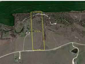 9 Acre Private Road326, Bynum TX 76631