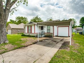 1119 Bales, Cleburne, TX, 76033