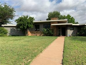701 E Burnside St, Rotan, TX 79546