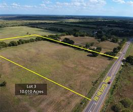 Lot L3 CO Road 4062, Scurry, TX, 75158