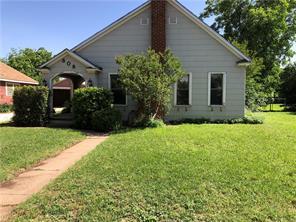 808 Wells, Stamford TX 79553