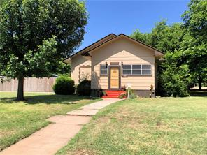 509 Avenue F, Haskell, TX, 79521