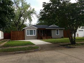 3937 Beechwood, Dallas, TX, 75220