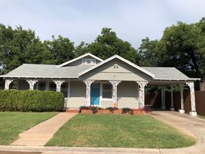 873 Vine St, Abilene, TX 79602