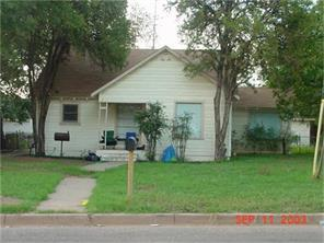 265 College, Abilene TX 79601