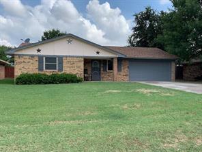 1119 Corvadua, Graham, TX, 76450