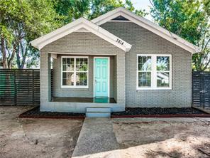 3814 Diamond, Dallas TX 75215