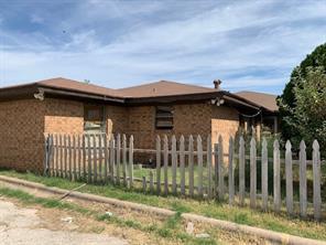 1309 Corsicana, Abilene, TX, 79605