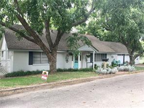 804 Tanglewood, Comanche, TX, 76442