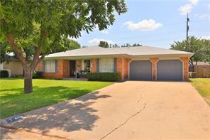 4081 Brookhollow, Abilene, TX, 79605