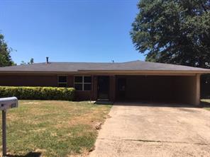 613 Ward, Winnsboro, TX, 75494