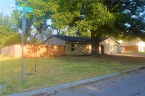 2325 avenue c, grand prairie, TX 75051