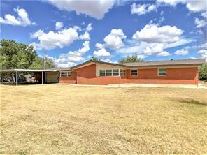 1931 Avenue N, Anson, TX, 79501