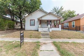 2314 Columbus, Fort Worth TX 76164