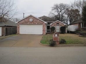 5914 Sagebrush, Arlington, TX, 76017