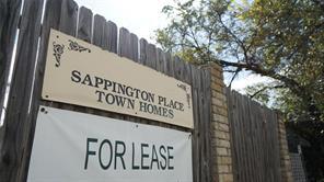 2901 Sappington, Fort Worth, TX, 76116