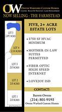0004 farmstead ct, lucas, TX 75002