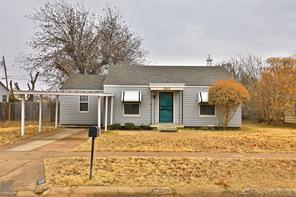 2317 Palm, Abilene, TX, 79602