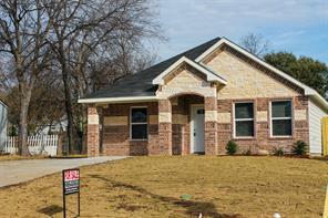 817 Shaw, Fort Worth, TX, 76110