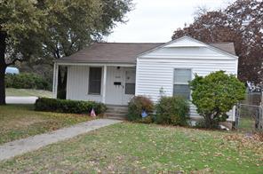 5001 Lyndon, Fort Worth, TX, 76116