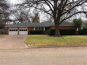 2149 Elmwood, Abilene, TX, 79605