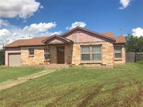 519 Commercial, Anson TX 79501