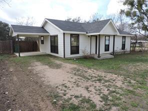 1705 Peach, Goldthwaite, TX, 76844