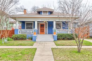1705 College, Fort Worth, TX, 76110