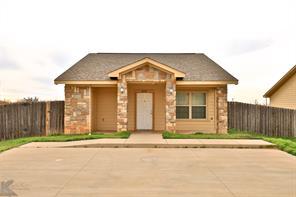 2401 Vogel, Abilene, TX, 79603