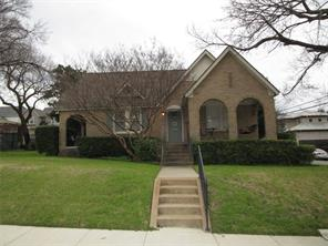 3781 4th, Fort Worth, TX, 76107