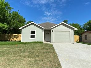 4709 Forbes, Fort Worth TX 76105