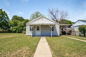 1837 Carver, Fort Worth TX 76102
