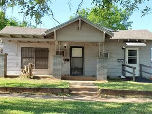 2122 Avenue G, Wichita Falls TX 76309