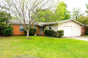 3013 Brockbank, Irving TX 75062