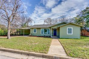 811 Alamo, Weatherford, TX, 76086