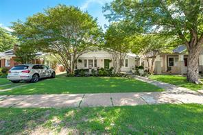 4611 Pershing, Fort Worth, TX, 76107