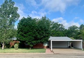 507 Rio Grande Ave, Coleman, TX 76834
