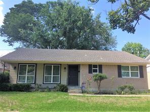 7107 Wake Forrest, Dallas, TX, 75214