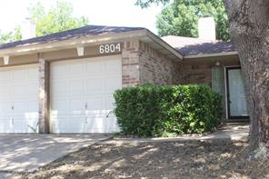 6804 Silver Sage, Fort Worth, TX, 76137